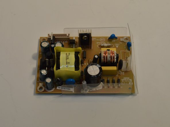 Dynex DX-WBRDVD1 Power Supply Board Replacement