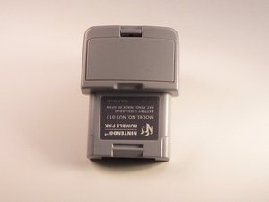 Rumble Pak Battery