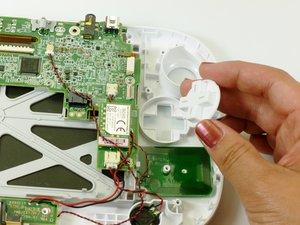 Remplacement des boutons de la croix directionnelle du Wii U GamePad Nintendo