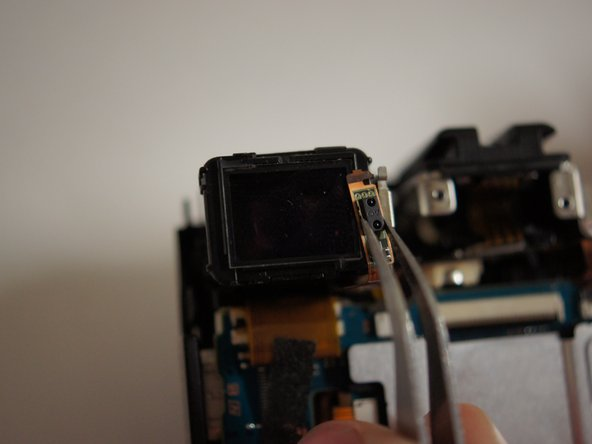 Sony NEX-7 Viewfinder Replacement