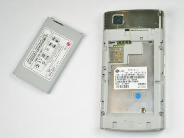 LG Incite Battery Replacement