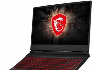MSI GL65 9SD Gaming Notebook