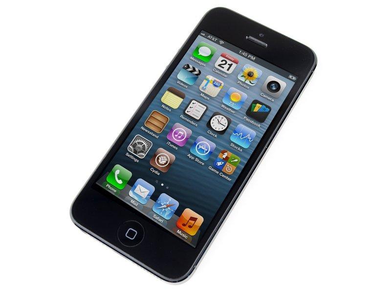 Iphone 5 Troubleshooting Ifixit