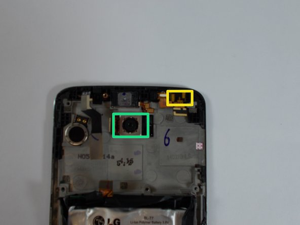 LG G2 Camera Replacement