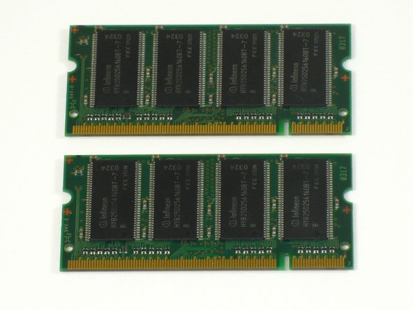 Gateway 600YG2 Memory Replacement