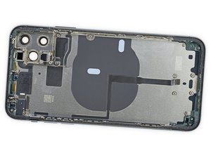 iPhone 11 Pro Max Rear Case Replacement