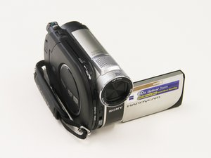 Sony Handycam DCR-DVD650 Repair