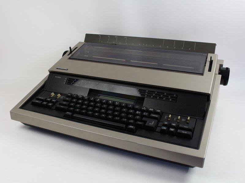 panasonic kx e603 repair ifixit rh ifixit com Panasonic Typewriter Kxr Panasonic Electric Typewriter