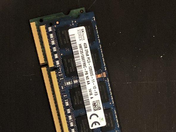 Lenovo Thinkpad Edge E40 RAM Replacement