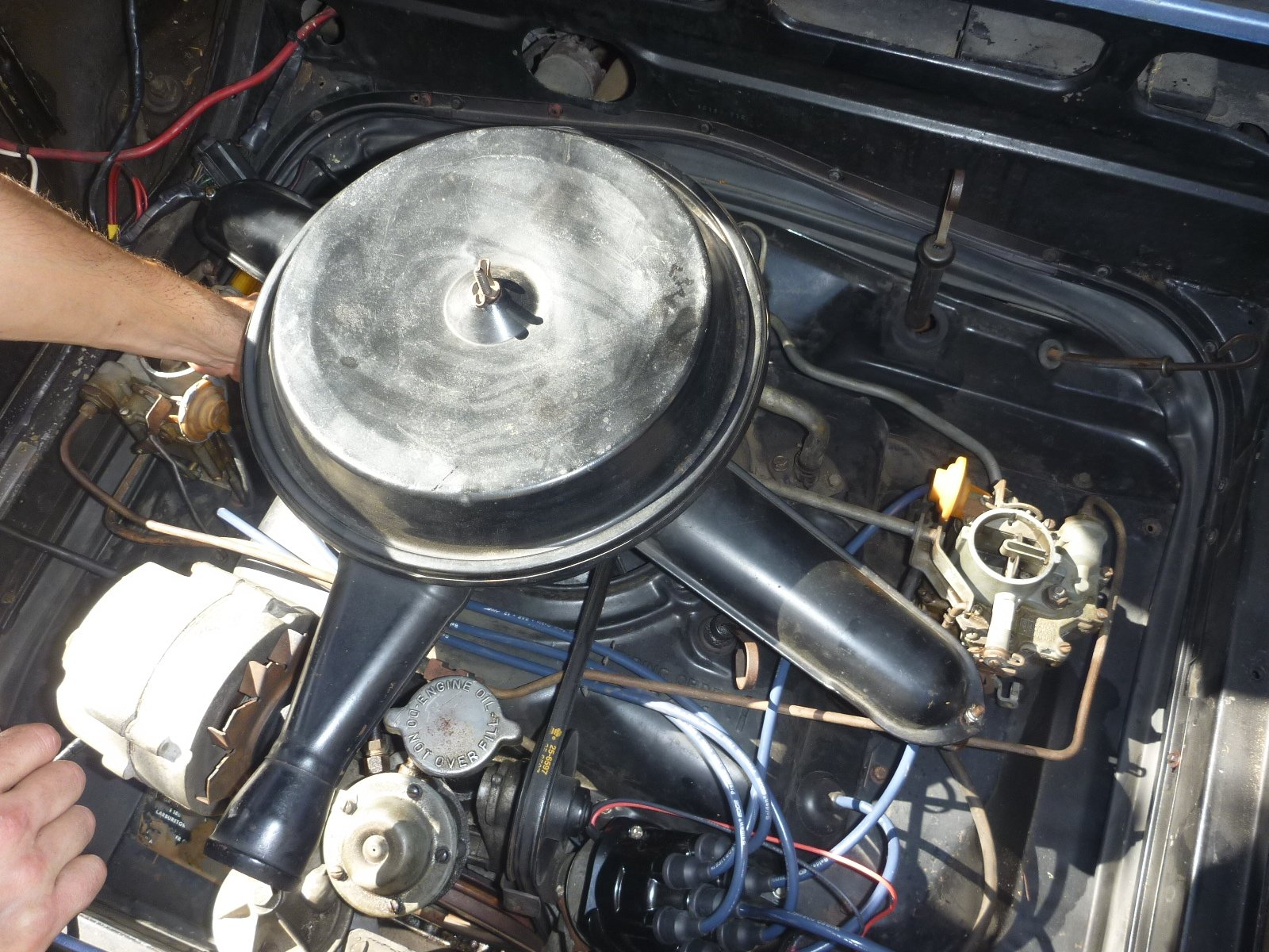 Need A Diagram Or Picture Of How The Carburetor Adjustments