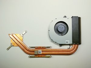 Fan and Heatsink
