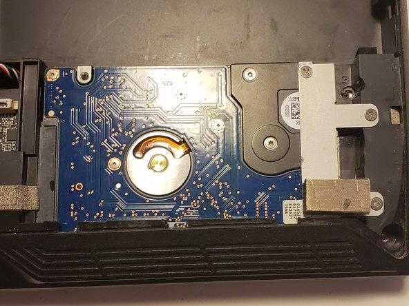 MSI GT62VR 6RD Dominator Hard Drive Replacement