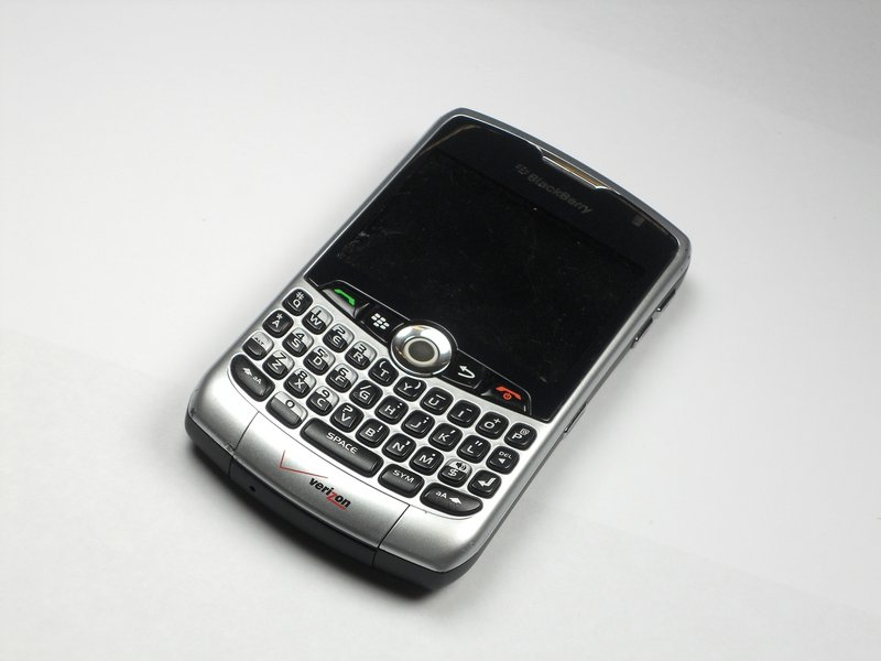blackberry curve 8330 troubleshooting guide ifixit rh ifixit com BlackBerry Curve 8330 Wi-Fi BlackBerry 8100