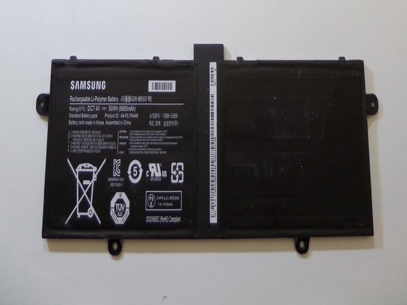 Samsung Chromebook XE550C22 Battery Replacement