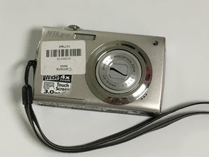 Nikon Coolpix S4000 Repair