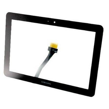 Samsung Galaxy Tab 10.1 Front Panel Digitizer Main Image