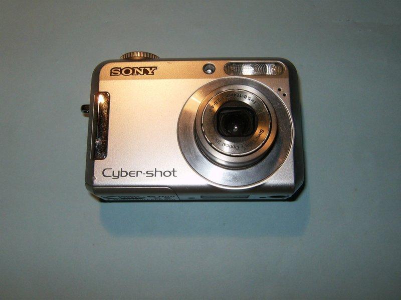 sony cyber shot dsc s650 repair ifixit rh ifixit com Sony Cyber-shot DSC-H200 Sony Cyber-shot DSC-R1