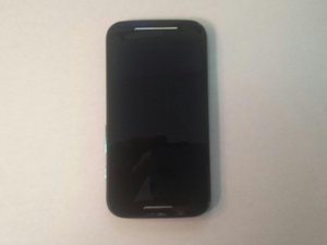 Motorola Moto E 1st Generation Troubleshooting