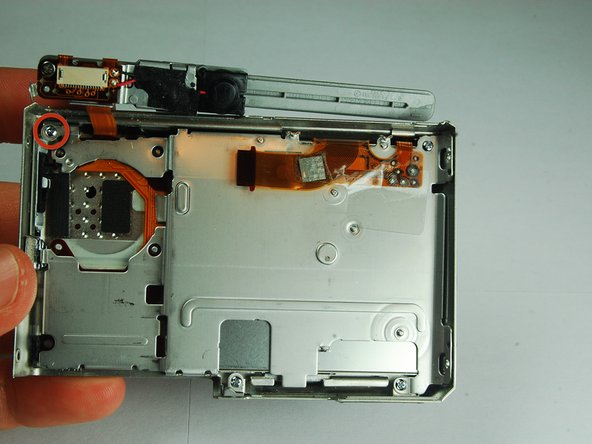 Sony Cyber-shot DSC-T1 LCD Replacement