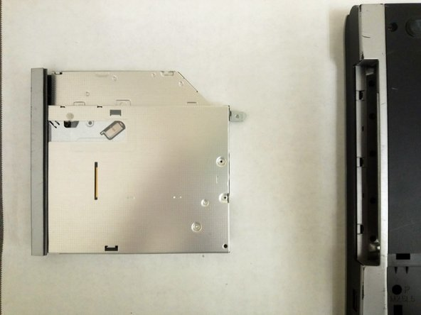 Dell Inspiron 17-5749 Optical Drive Replacement