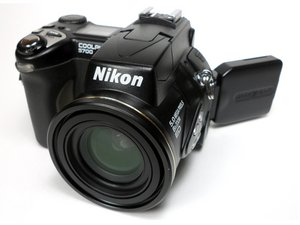 Nikon Coolpix E5700 Repair