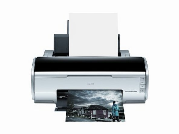 Epson Stylus Photo R2400 Printer Driver