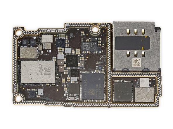 Apple/USI 339S00648 WiFi/Bluetooth SoC