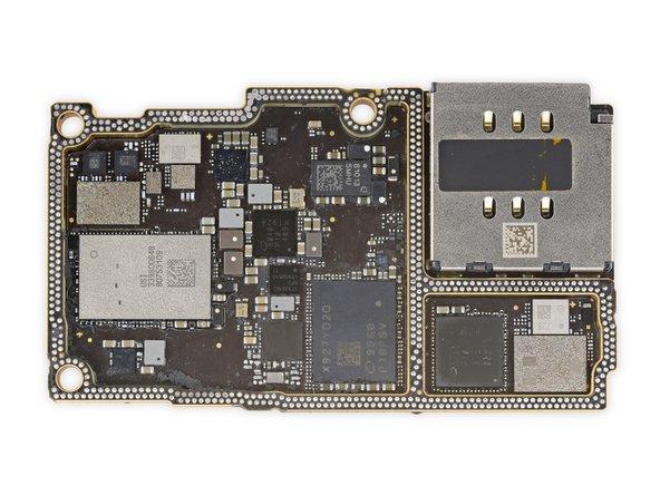 Apple/USI 339S00648 WiFi/Bluetooth SoC