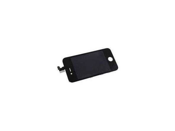 Iphone 4  Réparation du haut -parleur