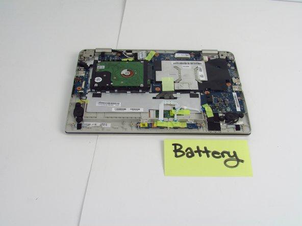 Toshiba Satellite L15W-B1208X Battery Replacement