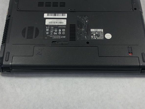 Acer Aspire 4741G-332G32Mn Battery Replacement