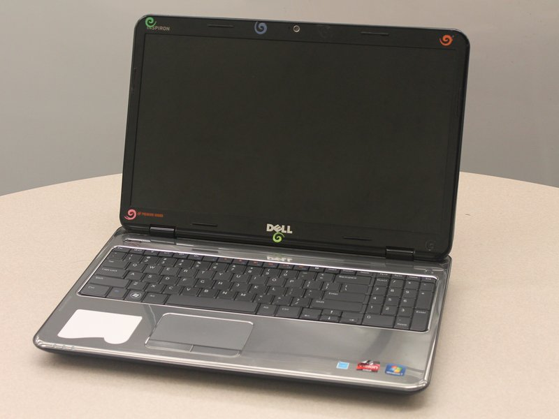 SOLVED: 8 beeps with full black screen - Dell Inspiron M5010 - iFixit