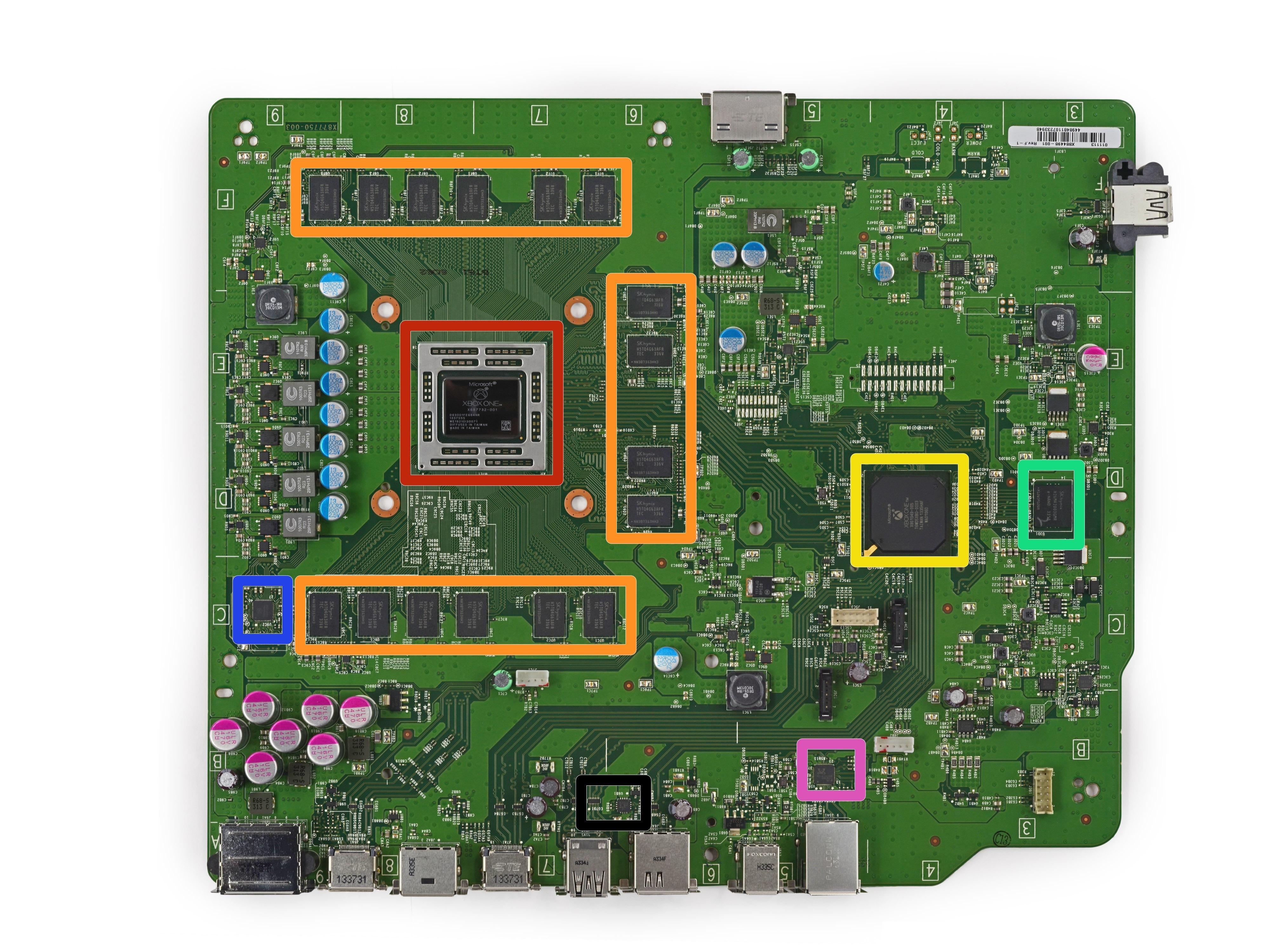 Ifixit Xbox One Teardown Neogaf External Wiring Diagram Zomgbbqftw