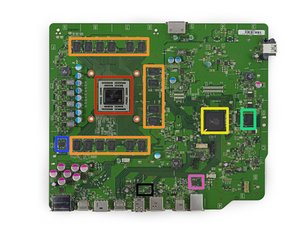 xbox one teardown ifixit xbox 360 power diagram need xbox 360 schematic #7