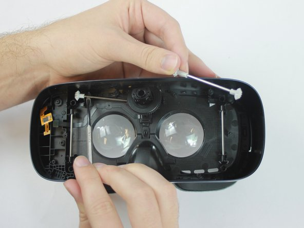 Samsung Gear VR Focus Wheel Replacement