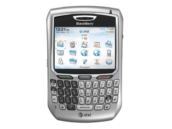 blackberry 8700c repair ifixit rh ifixit com AT&T BlackBerry Torch AT&T BlackBerry Torch