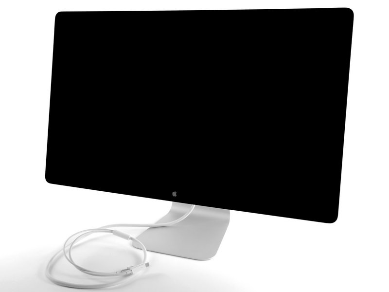 Apple Thunderbolt Display Troubleshooting - iFixit