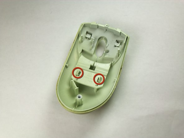 Logitech MBJ58 Mouse Buttons Replacement