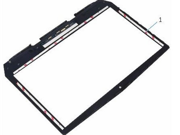 Align the display bezel with the display back-cover and gently snap the display bezel into place.