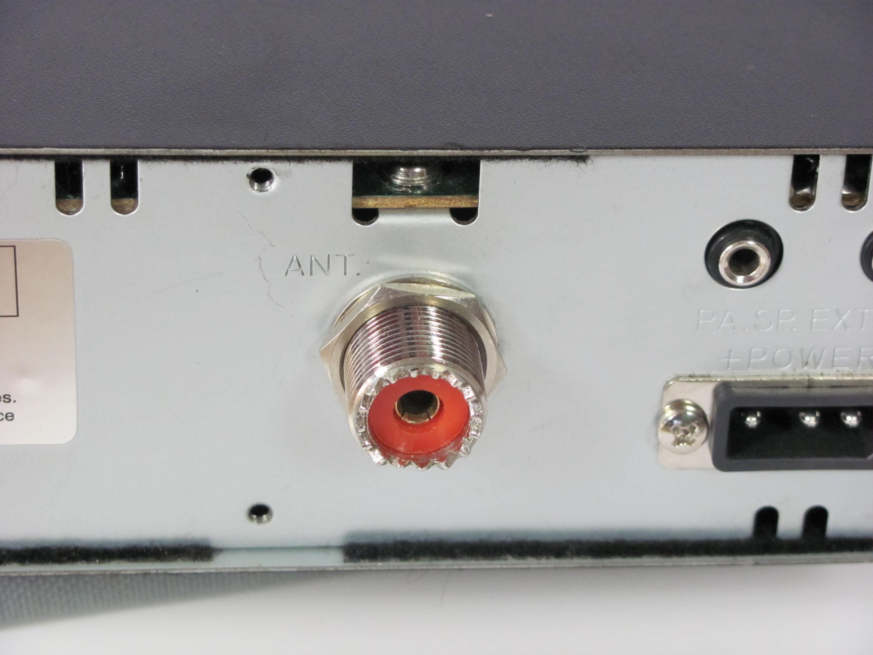 Antenna Connector
