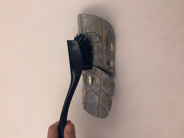 How to Repair a Broken/Cracked Soccer Shin Pad