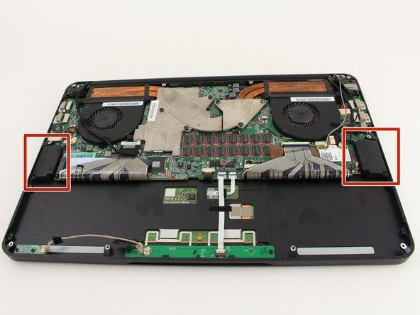 Razer Blade RZ09-0130 2015 Speaker Replacement