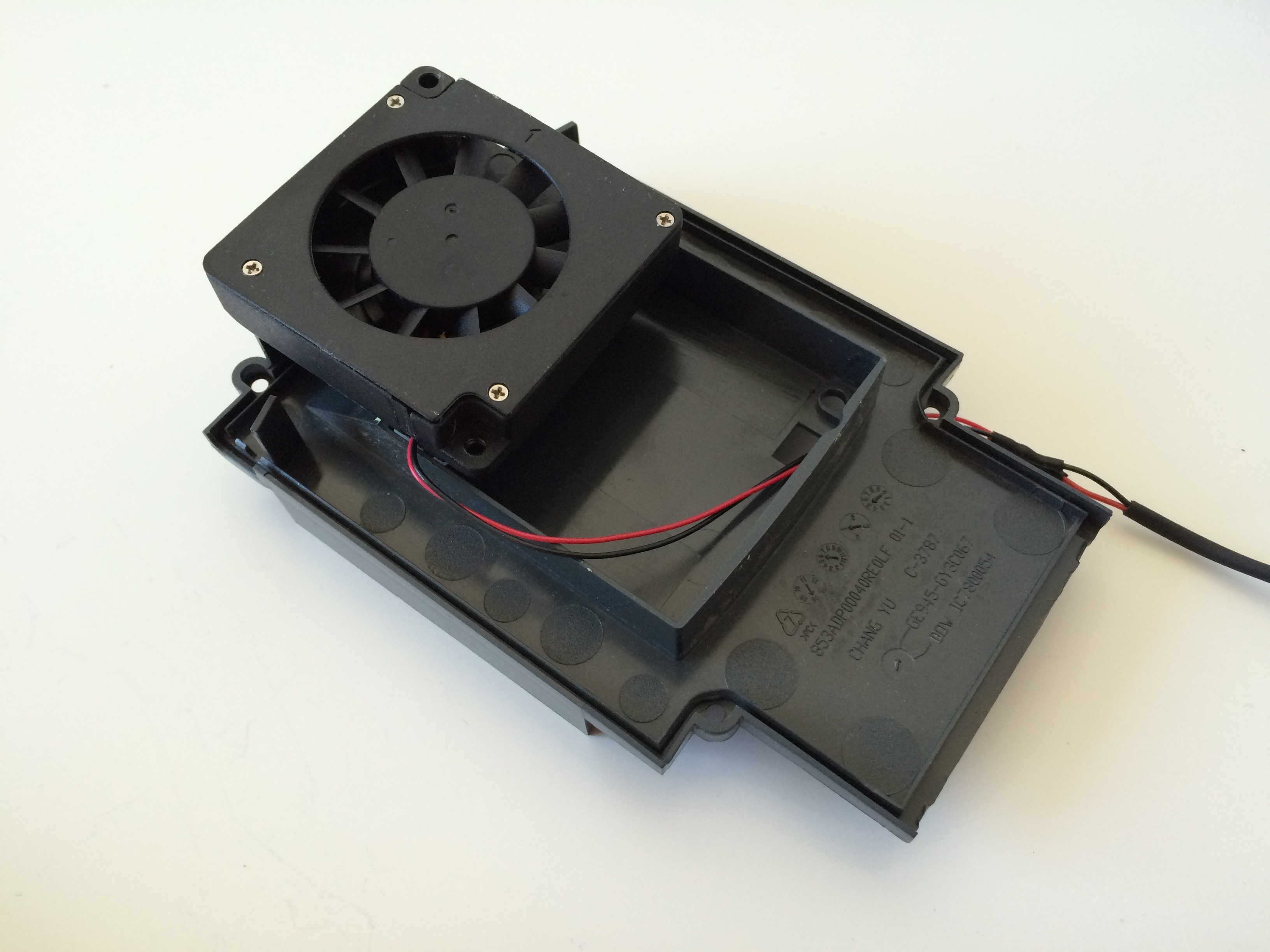 XBOX 360 Power Brick Fan Replacement