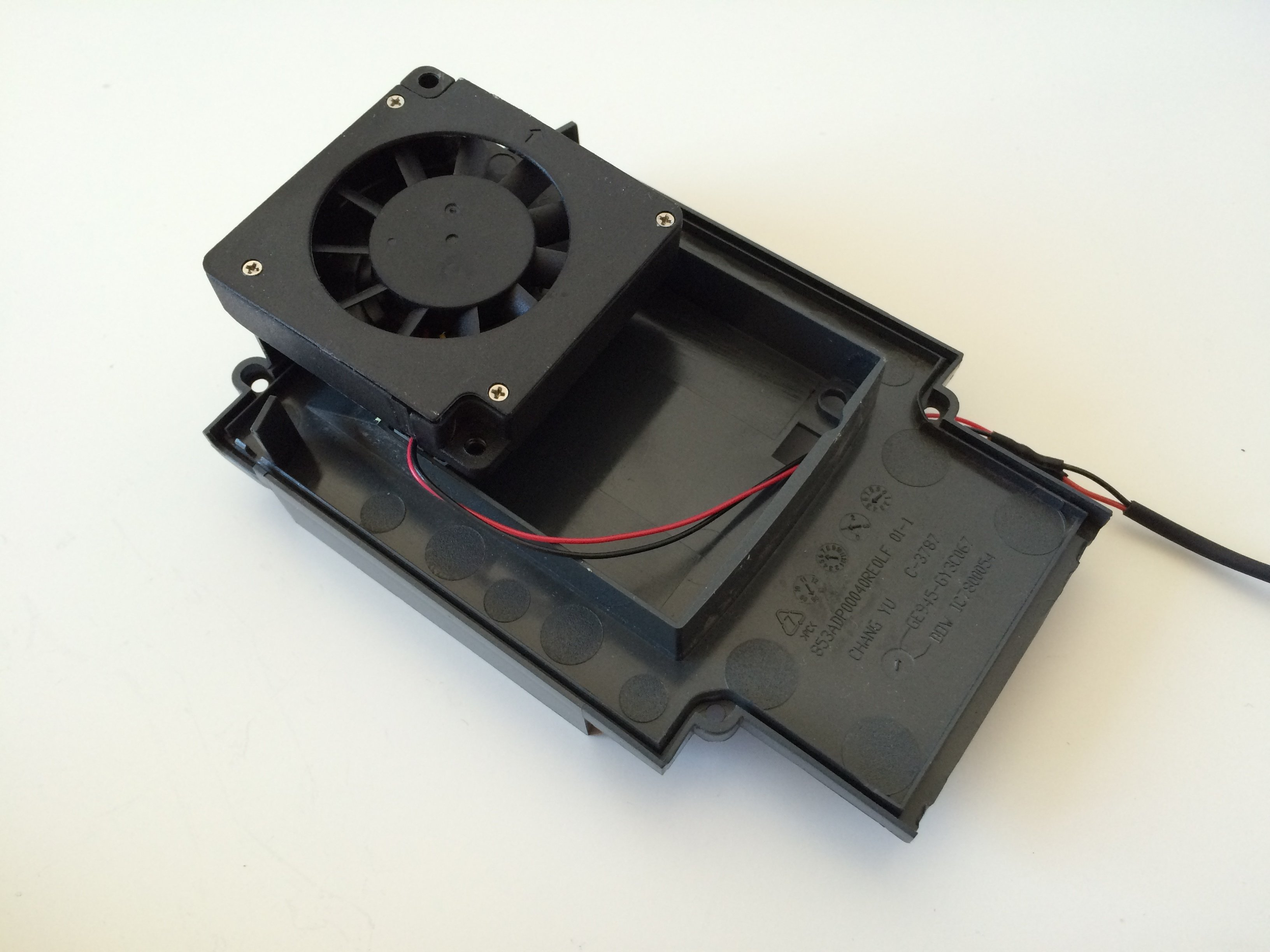 XBOX 360 Power Brick Fan Replacement - iFixit Repair Guide Xbox Slim Power Brick Fuse on