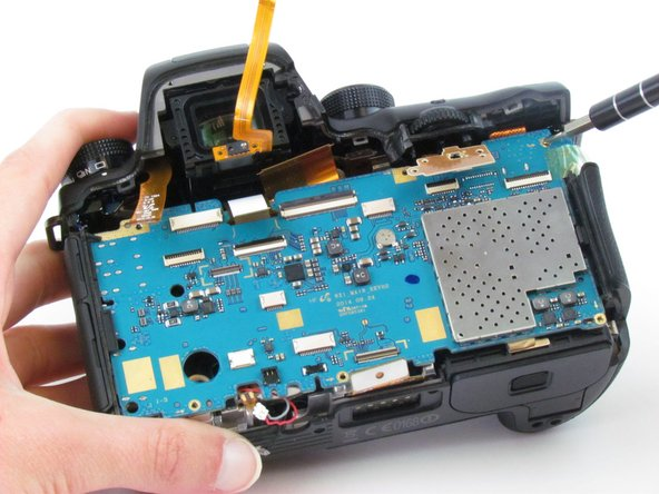 Samsung NX1 Motherboard  Replacement