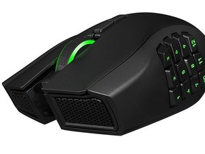 Razer Naga Epic Chroma Troubleshooting