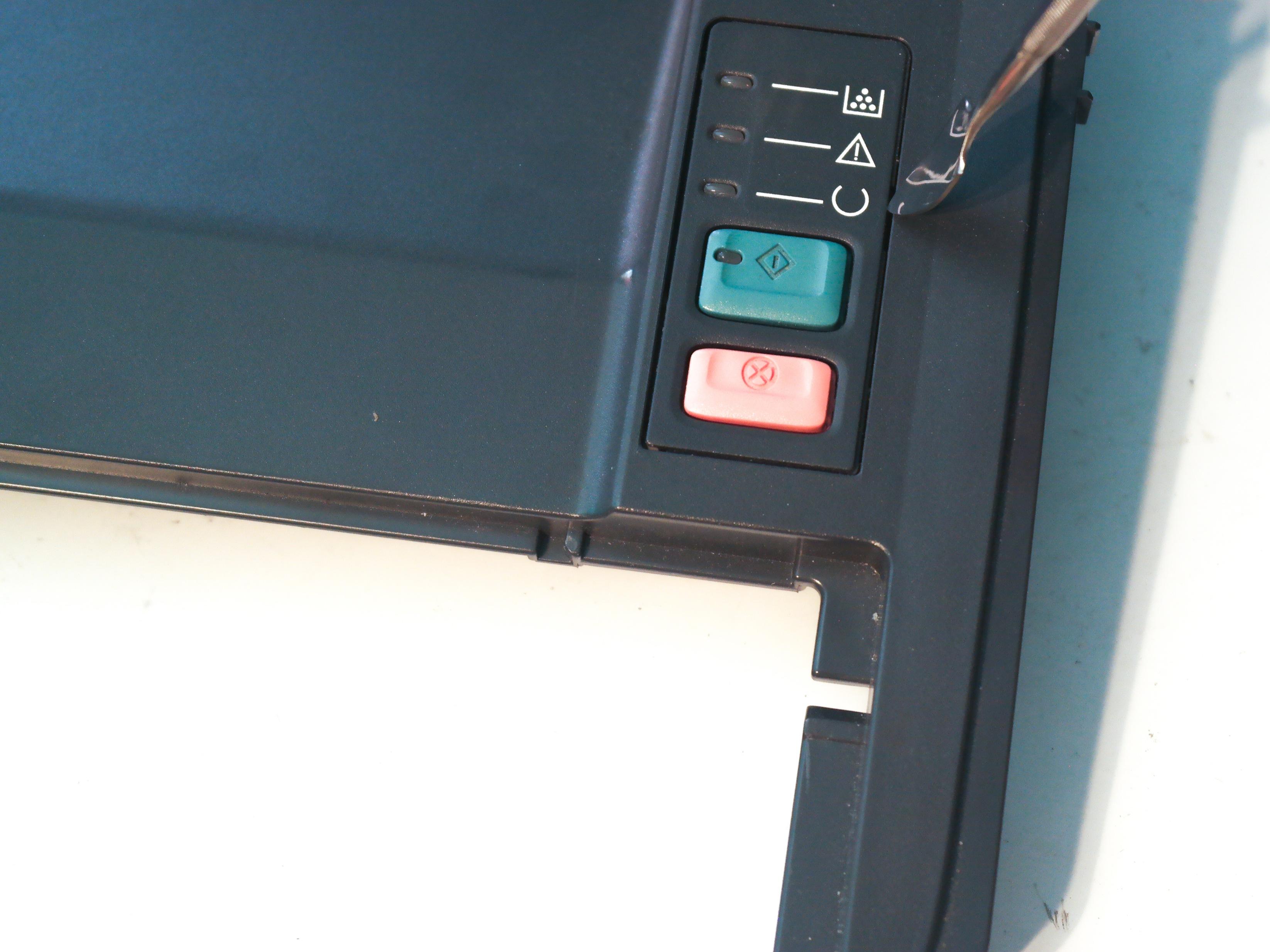 Hp color laserjet cp1515n service and repair manual.