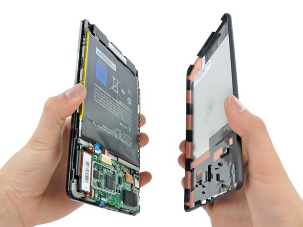 Kindle Fire Back Case Replacement