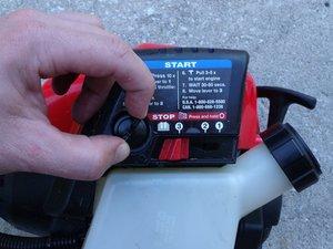 Troy-Bilt TB675 EC Air Filter Replacement - iFixit Repair Guide
