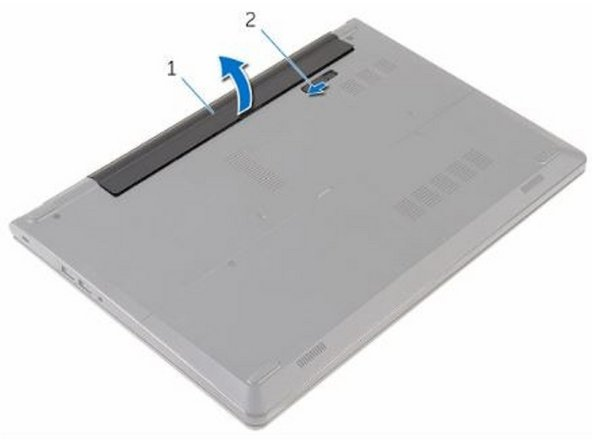 Dell Inspiron 15 3559 Battery Replacement